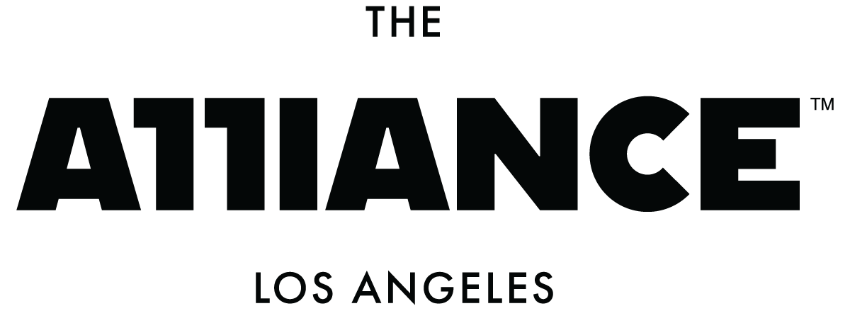 Alliance black logo